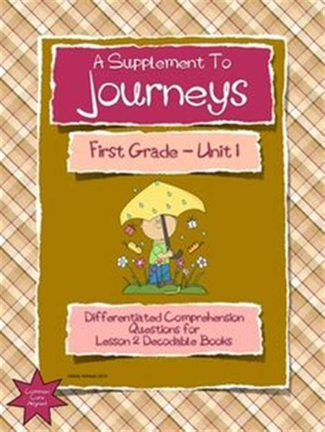 take my the caregiverã s journey books journeys grade journeys reading series and