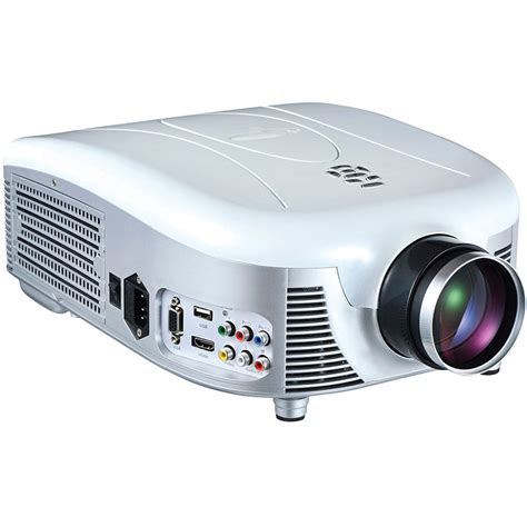 Led Projector pyle pro prjd907 2000 lumen led projector prjd907 b h photo