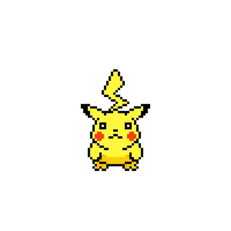 pokemon kawaii pikachu gif find  gifer