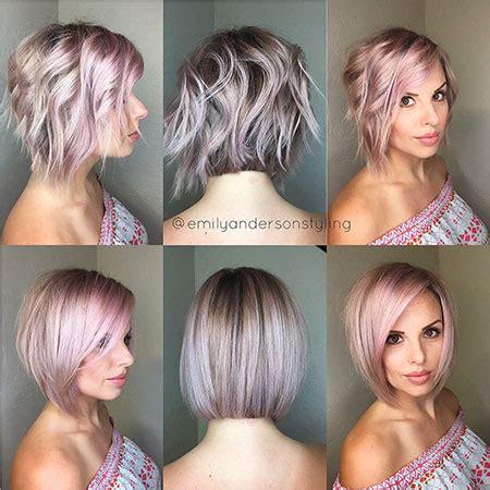 short layered bob hairstyles will trending in 2018 hairiz