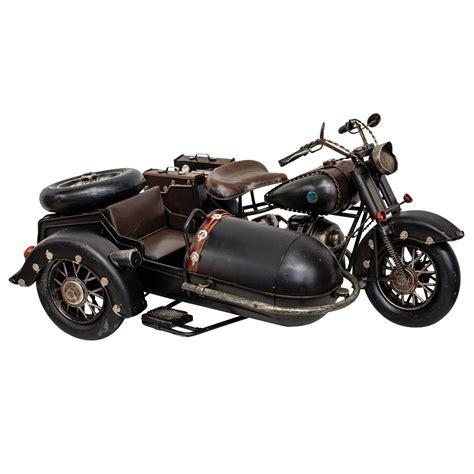 Motorrad Gespann Modell by Modell Motorradgespann Blech Metall Motorrad Gespann