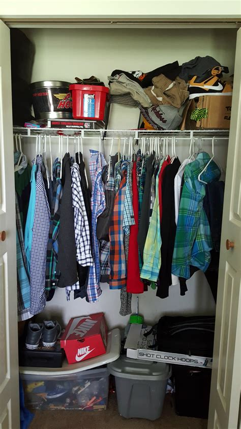 Closet Purge by 7 Day Purge Challenge Day 6 Bedrooms
