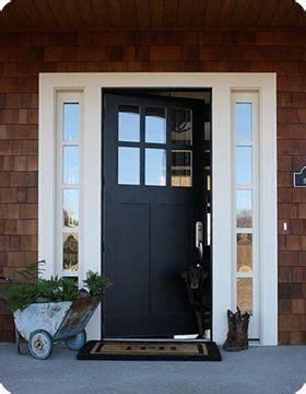 Black Front Door With Sidelights by Black Door White Sidelights Front Door Ideas Door With Window Black Front Doors