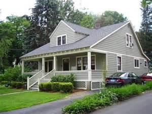 bungalow color schemes craftsman bungalow home