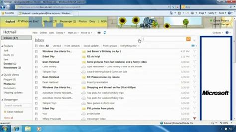 Search Hotmail Email Addresses Of Members Hotmail How To Inbox Search Auto Complete Popscreen