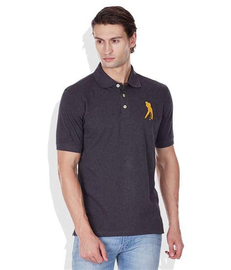 Polo Shirt Burnt Umber Light Yellow burnt umber gray polo neck t shirt buy burnt umber gray polo neck t shirt at low price