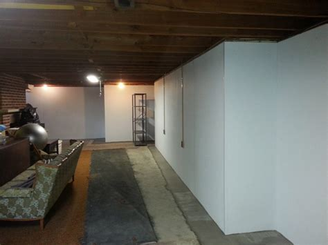 waterproofing interior basement walls basement waterproofing