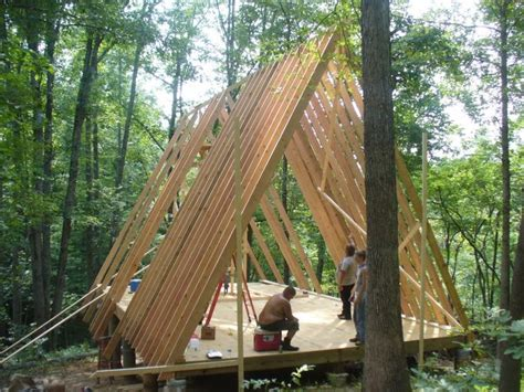 diy a frame cabin simple a frame cabin floor plans a framing a frame cabin dacha ideas pinterest