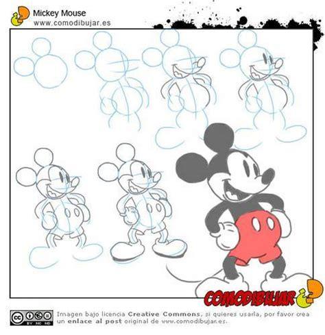 imagenes de mickey para dibujar a lapiz dibujos infantiles para el d 237 a del padre dibujos para