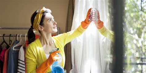 cleaning home top 10 spring cleaning tips huffpost uk