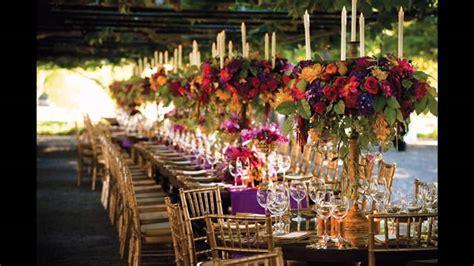 Elegant fall wedding ideas   YouTube