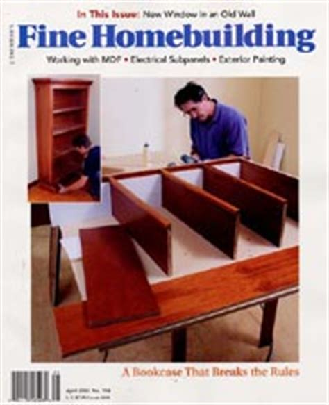 fine homebuilding fine homebuilding magazine subscription from 26 91