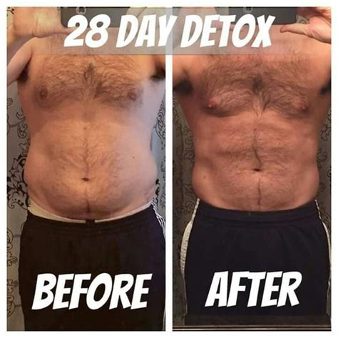 Detox Before by Arbonne 28 Day Detox Before And After Results Cleaning