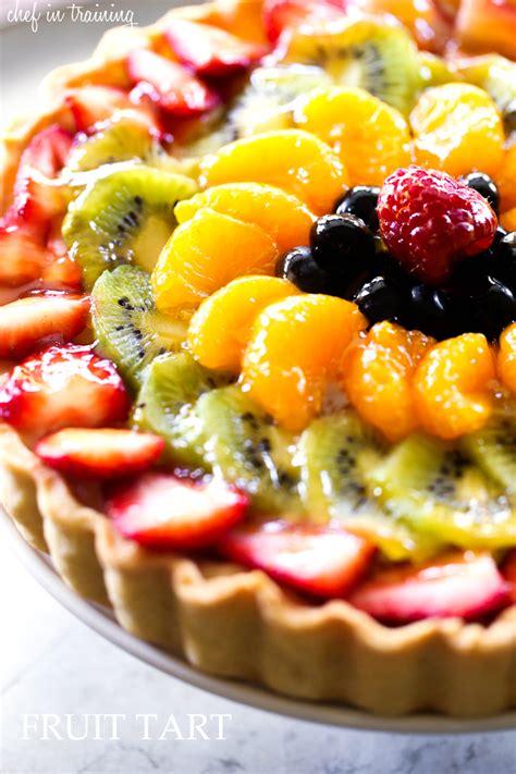 fruit tart fruit tart chef in