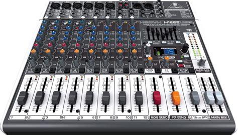 Mixer Audio Behringer Xenyx X1222usb behringer 1222usb mixer