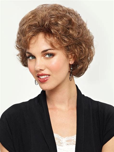 short hair wigs for older women wigs for older women short hairstyle 2013