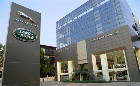 jaguar dealership jaguar land rover opens fourth dealership in delhi ncr