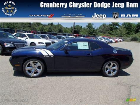 2013 jazz blue pearl dodge challenger r t 82446534 gtcarlot car color galleries