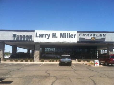 Jeep Az Dealer Larry H Miller Chrysler Jeep Tucson Tucson Az 85710