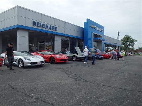 cruise into summer at reichard chevrolet brookville oh