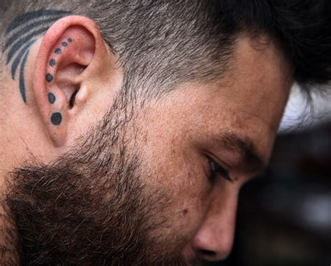 tattoo behind ear youtube 31 behind the ear tattoos that will make you want to get inked