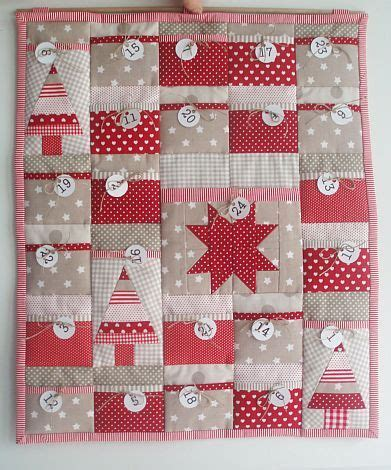 Patchwork Advent Calendar Pattern - 50 best images about seasonal quilts on