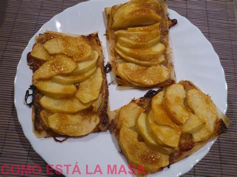 el pequeno viro 8420447838 como est 193 la masa tartaleta de manzana f 225 cil