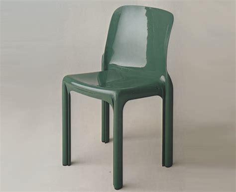 sedia selene selene artemide sedute sedie livingcorriere