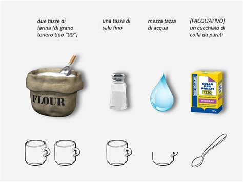 cornici pasta di sale morandi microworld ricetta pasta di sale