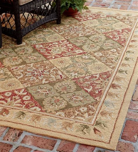 Easy Living Indoor Outdoor Rug Easy Care Polypropylene Rug Kitchen Rugs Plow Hearth