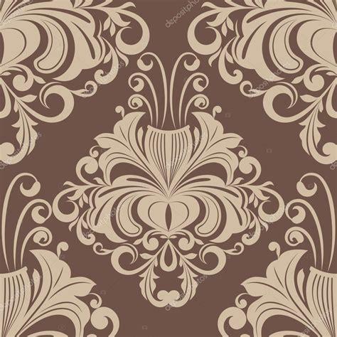 vintage pattern brown background best wallpaper seamless vintage pink flower pattern on