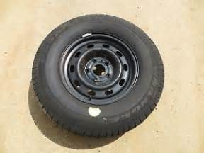 2012 dodge ram 1500 spare oem tire wheel size