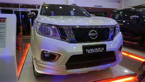 Nissan Navara: Sport Edition variant, price, colors