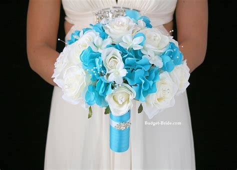 Home Decor Turquoise And Brown turquoise wedding flowers