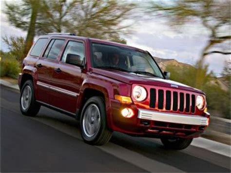 2009 Jeep Patriot Problems Top 10 Gas Sipping Crossovers On The Web