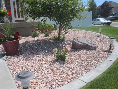 Landscape Rock Use Of Landscaping Rocks Is Beautiful Design Aesthetics To