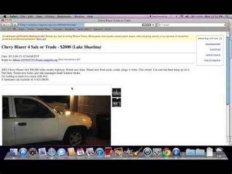 craigslist inland empire  sale car news site