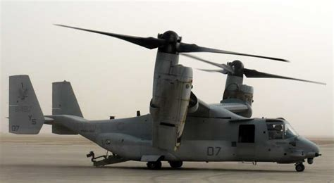 Military Air Vehicles V22 Osprey