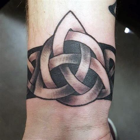 triquetra tattoo designs spiritual tattoos symbols meaning and design ideas