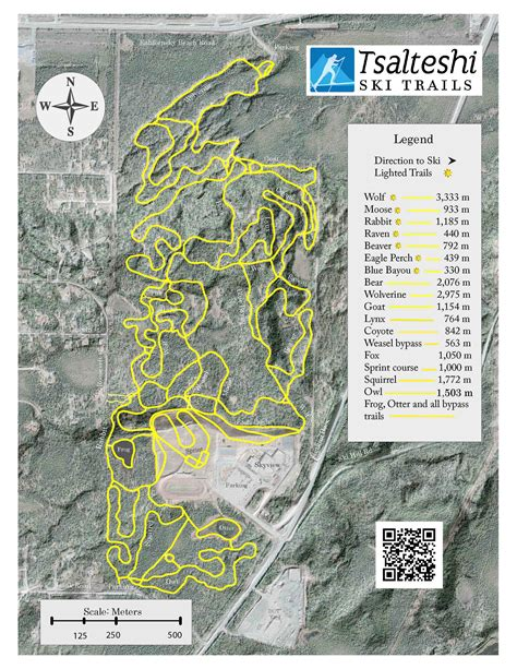 maps tsalteshi trails association