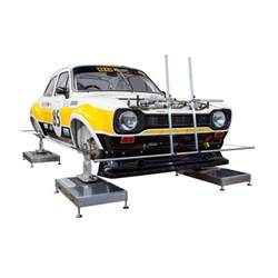Truck Wheel Alignment Machine B G Racing String Lines Kit 4 Wheel Car Alignment System