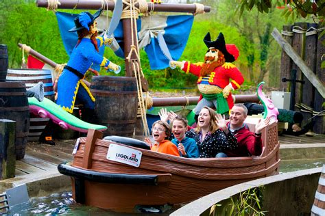 Legoland Windsor Gift Cards - family visit to legoland 174 windsor resort with one day digipass for two adults and two