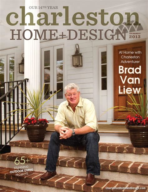 charleston home design magazine summer 2013 by