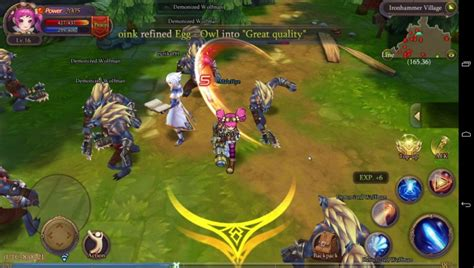 mmorpg android starry