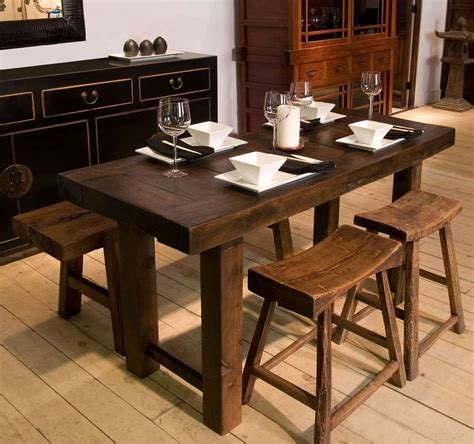 long kitchen table with bench 25 best ideas about long narrow kitchen on pinterest