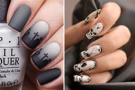 Idee Ongles by Nail 10 Id 233 Es Horrifiques Pour Vos Ongles