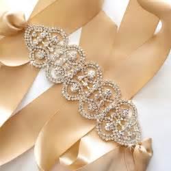 25 best ideas about bridal belts on