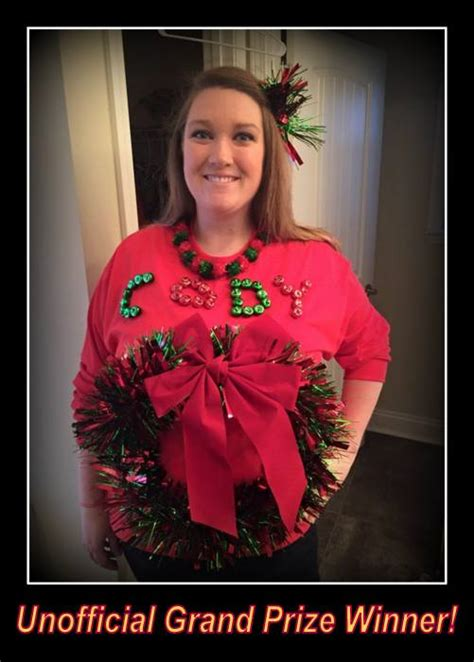 celebrating national ugly christmas sweater day foley high school style