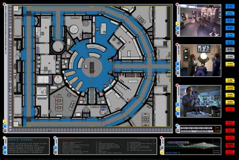 Trek Enterprise Floor Plans | star trek blueprints enterprise nx 01 deck plans