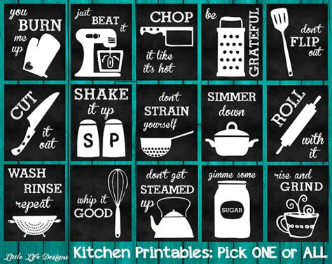 kitchen wall art funny mix it up just roll with it by kitchen decor kitchen utensil decor kitchen wall art funny